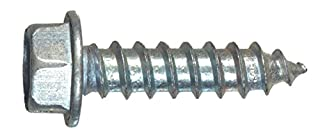 The Hillman Group 490255 Hex Washer Head Sheet Metal Screw, 14 x 1-Inch , 4-Pack (B00O3GTS9G)   Amazon price tracker / tracking, Amazon price history charts, Amazon price watches, Amazon price drop alerts