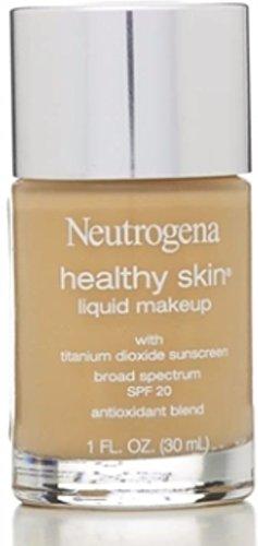 Neutrogena Healthy Skin Liquid Makeup Foundation, Broad Spectrum Spf 20, 40 Nude, 1 Oz.