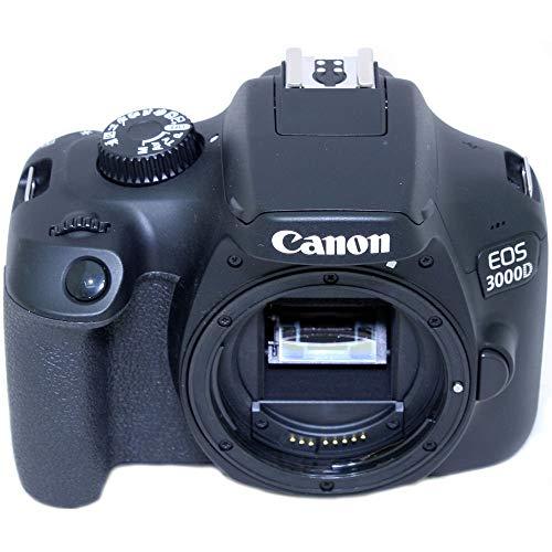 Canon EOS 3000D Body Only International Version - Black