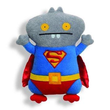 Jumbo Uglydoll SDCC Exclusive 2 Feet Babo Superman by Uglydoll