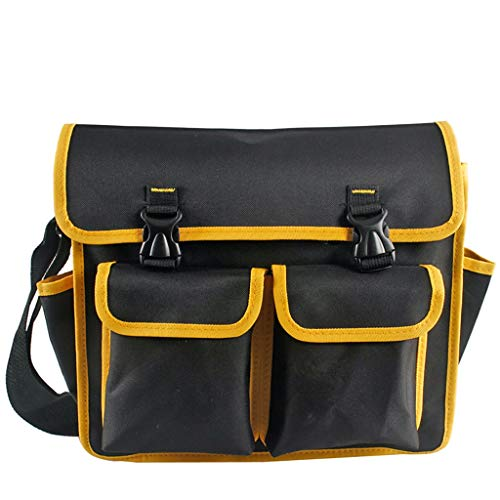 New Lovela Multi-Function Tool Bag Pocket Bag Tool Bag Electrician Network Repair Shoulder Bag Oxfor...