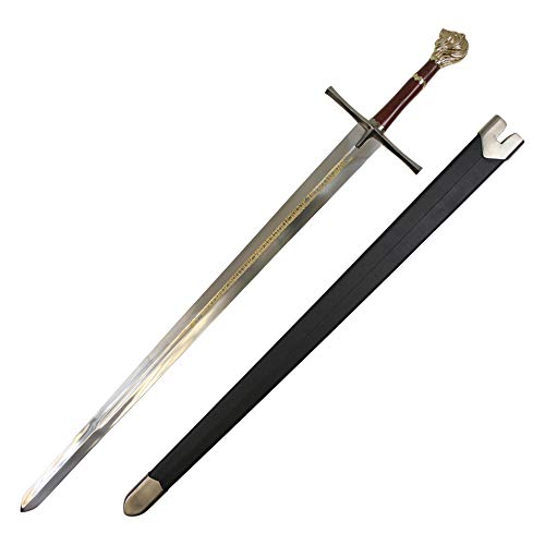 Collectableitemestore - 48' Chronicles of Narnia Prince Peter Sword with Scabbard Movie Replica