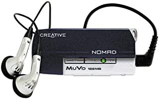 (128 MB) - Creative Labs Nomad MuVo 128 MB MP3 Player