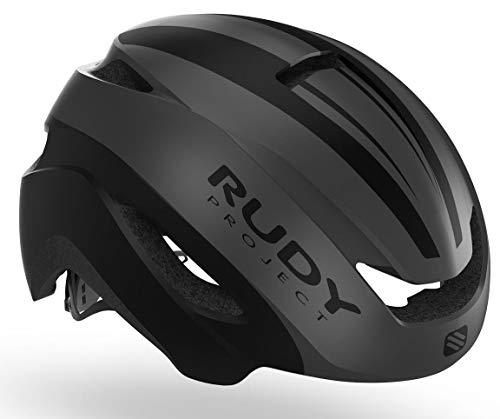 Rudy Project Volantis Helm Black Stealth Kopfumfang S-M | 54-58cm 2021 Fahrradhelm