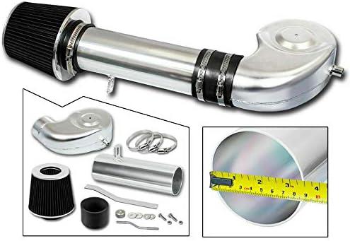 Rtunes Racing Short Ram Air Intake Filter Max 76% OFF Combo New item Comp + BLACK Kit