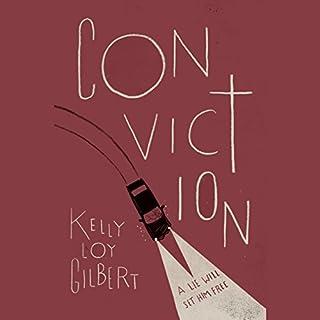 Conviction cover art