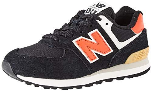 New Balance 574 Modern Sleek Pack, Zapatillas Niños, Black, 31.0