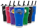 Simple Modern NBA Orlando Magic 30oz Tumbler with Flip Lid and Straw Insulated Stainless Steel Travel Mug Classic