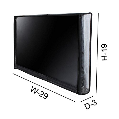 Dream Care Transparent PVC LED/LCD TV Display Protectors Cover For Sony 80.1...