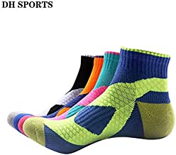 Professional Sport Socks Breathable Running Socks Outdoor Racing Cycling Sock Basketball Hiking Footwear