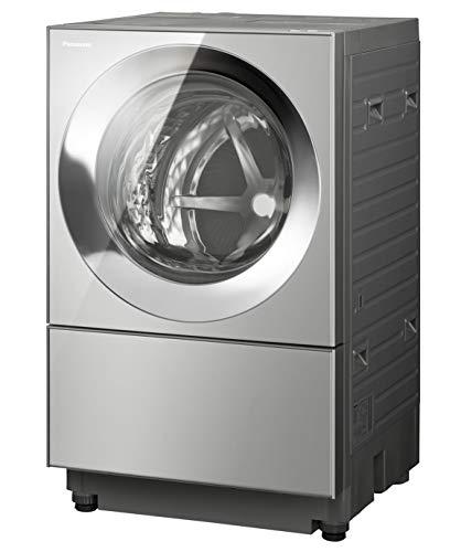 パナソニック ななめドラム洗濯乾燥機 Cuble(キューブル) 10kg 左開き プレミアムステンレス NA-VG2400L-X