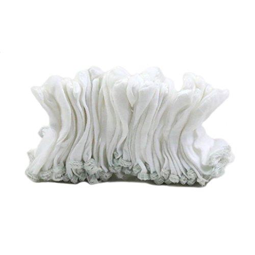MAGIC SHOW MS 100Pcs Cotton Doigtiers Protection des doigts élastiques Protection des doigts À 391