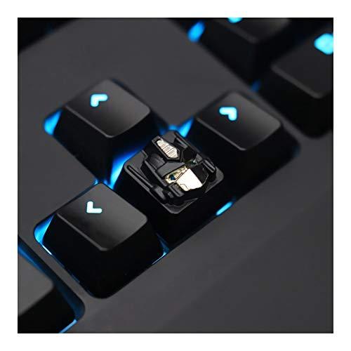 YEZIO Keycaps für Keyboards 1pc Zink-Aluminium-Legierung Schlüsselkappe mechanische Tastatur mit Hintergrundbeleuchtung Keycap for Autobots Optimus Prime R1 Höhe Stereoscopic Relief Cap Universal
