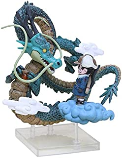8-17Cm Son Bulma Motorcycle Shenron Pvc Action Figures Z Fantastic Arts Collection Model Dolls Brinqudoes Cool Must Haves Friendship Gifts The Favourite Toys Superhero Decorations Lol Unbox