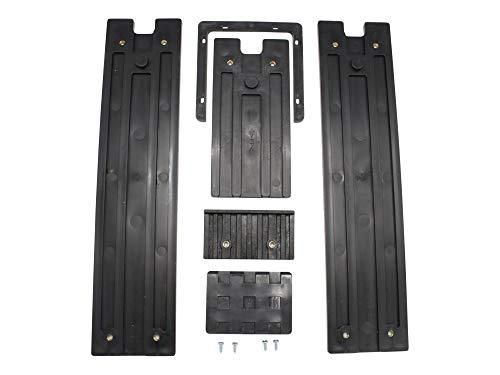 Kunststoffführungen passend Lumag HOS-12A Holzspalter