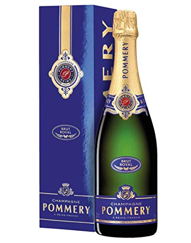 Champagne Brut AOC Royal Pommery 0,75 L, Astucciato