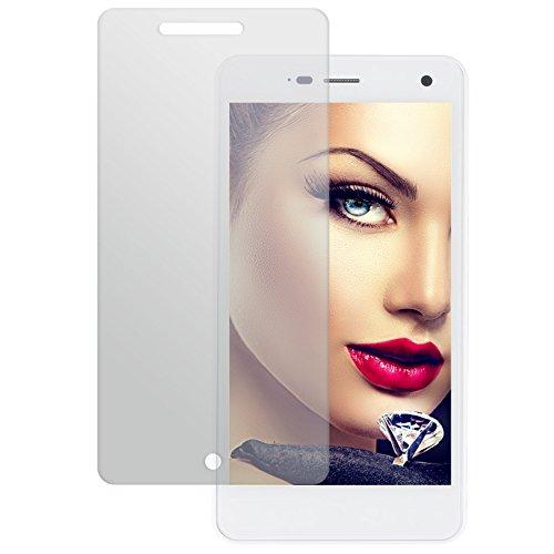 mtb Protector de pantalla de vidrio templado para ZTE Blade L3 (5.0'') - 9H - 2.5D - Cristal Tempered Glass