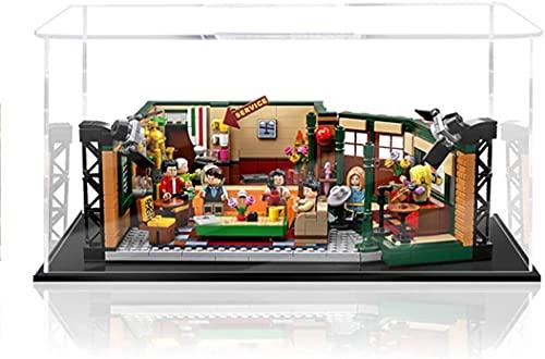 Expositor acrílico para Lego Central Perk Friends 21319 (solo caja expositor)
