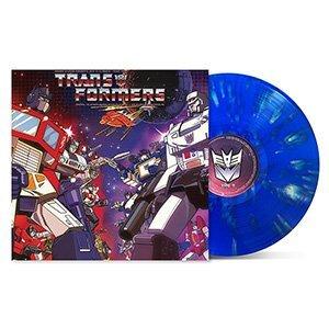 Transforme OST (azul y plata 'Soundwave' color vinilo)