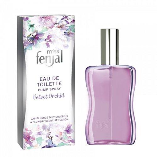 miss fenjal Velvet Orchid Eau de Toilette Spray 50 ml