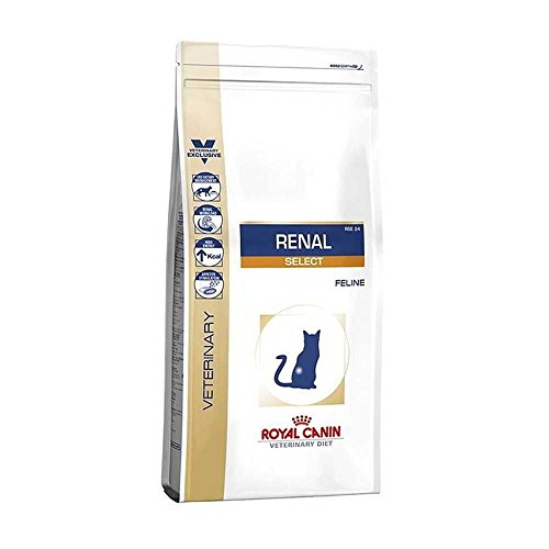 Royal Canin Vet Diet Katze Trockenfutter Renal Select, Option:2 kg