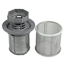 """Genuine replacement micro filter for your dishwasher. This can fit dishwashers sold by different manufacturers and brands. For a full list of models this part/accessory is suitable for click on """"See more product details"""" and then click """"See all produ..."""