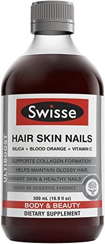 Swisse - Capelli pelle unghie liquido corpo & Beauty supplemento - 16.9 Florida. oncia.