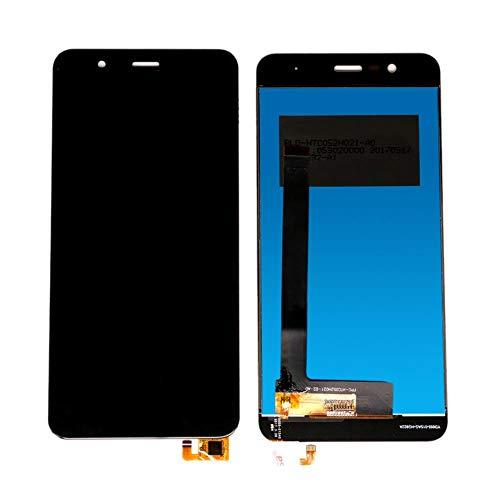 un known Reemplazo Compatible For ASUS Zenfone 3 MAX ZC520TL Pantalla táctil Pantalla LCD digitalizador Asamblea X008D ZC520TL Pantalla LCD (Color : Black, Size : 5.2')