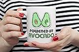 N\A aza de café de Aguacate con Aguacate Regalo Keto Taza de café Vegano Regalo de Amante de Aguacate Regalo de Guacamole Buena Taza de Tostada de Aguacate graso