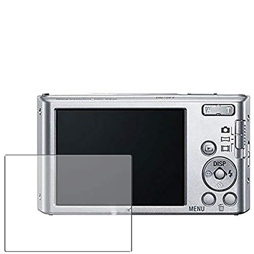 Vaxson TPU Pellicola Privacy, compatibile con SONY Cyber-shot DSC-W830, Screen Protector Film Filtro Privacy [ Non Vetro Temperato ]