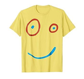 Cartoon Network Ed Edd n Eddy Plank Face Costume T-Shirt