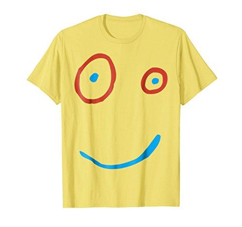 Cartoon Network Ed, Edd n Eddy Plank Face Costume T-Shirt