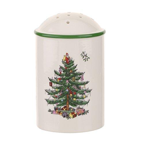 Spode Christmas Tree Shaker