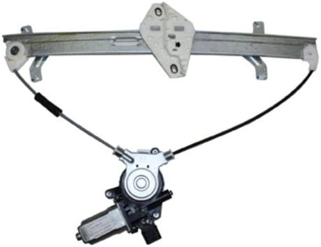 Rareelectrical Max 58% OFF NEW FRONT LEFT WINDOW Year-end annual account 2 REGULATOR WITH COMPATIBLE