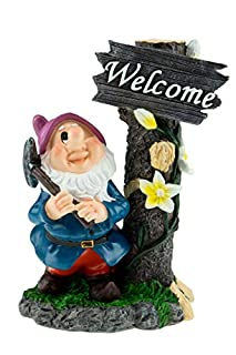 Clever Creations Garden Gnome Decoration