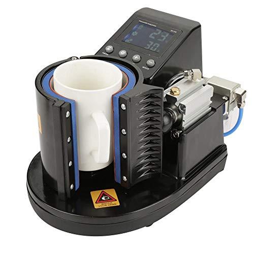Máquina de la Prensa de Calor de la Taza Neumática Automática Subli