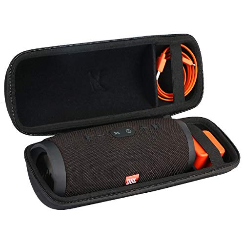 Black Hard Case for Bose SoundLink Micro Bluetooth Speaker Portable Wireless Speaker by Aenllosi