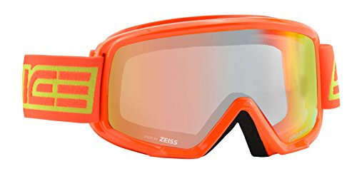 Salice Skibrillen 608darwf, Unisex Erwachsene, Orange