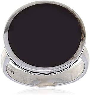 ATIQ Sterling Silver Ring Malaki for Men