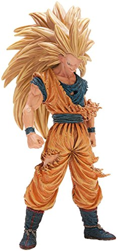 Three Super Saiyan 3 Super Saiyan 3 Goku Dragon Ball SCultures modeling...