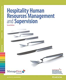 ManageFirst: Hospitality Human Resources Management & Supervision w/ Online Exam Voucher (2nd Edition)