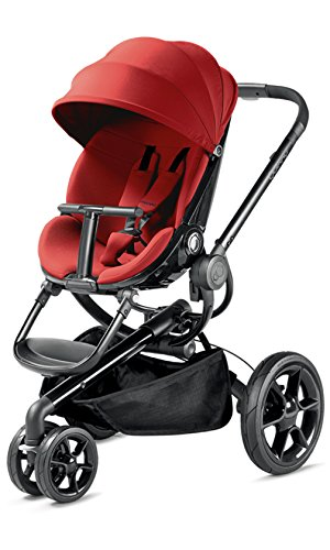 Quinny Poussette Canne Moodd Red Rumour