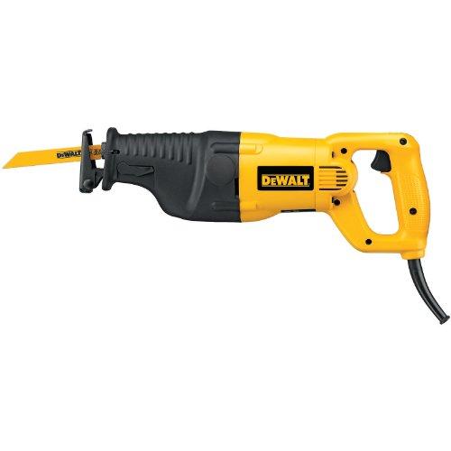 DEWALT DW310K 12 Amp Heavy-Duty Reciprocating Saw...