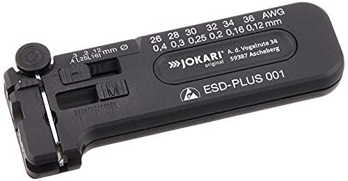 JOKARI ワイヤーストリッパー ESD-Plus 001 40027 ケーブルストリッパー