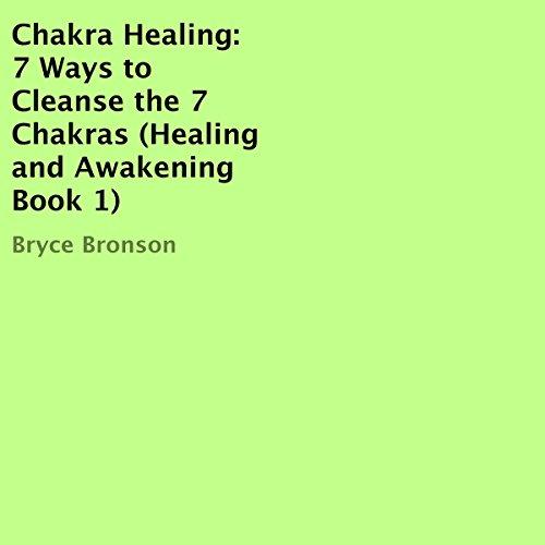 Chakra Healing audiobook cover art