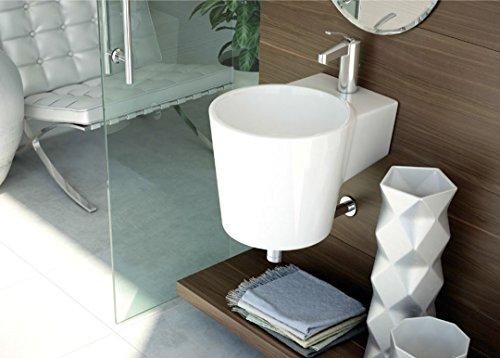 ART&BATH Lavabo SUSPENDIDO Adonia 470X380X335 (NO Incluye Mueble)