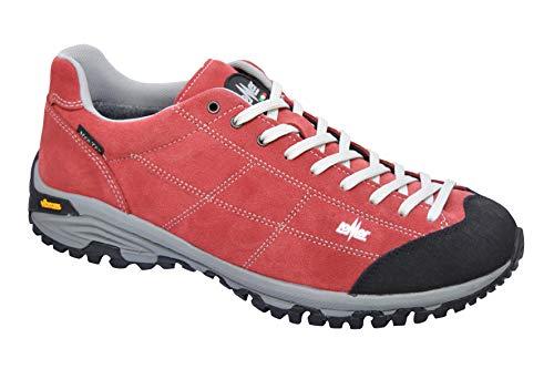 LOMER Sneaker MAIPOS Phonebox, Rot - Dunkelrot - Größe: 42 EU