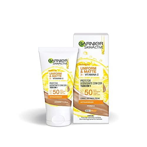 Protetor Solar Hidratante Cor Morena