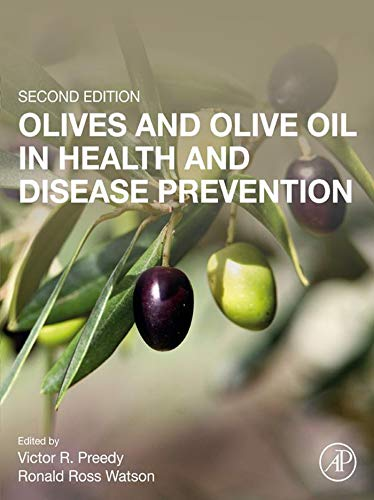 Olives and Olive Oil in Health and Disease Prevention (English Edition)