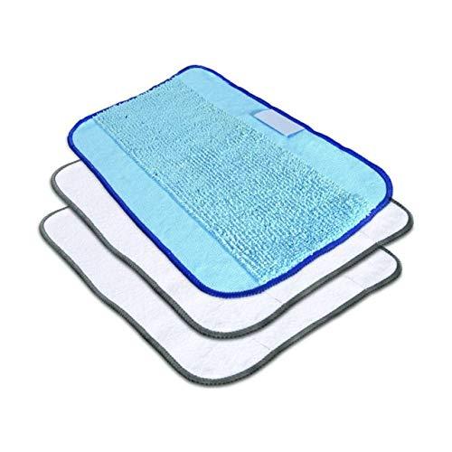 Accessoire iRobot Braava - Pack de 3 Lingettes Réutilisables Mode Lavage + Mode Nettoyage Sec Série 300